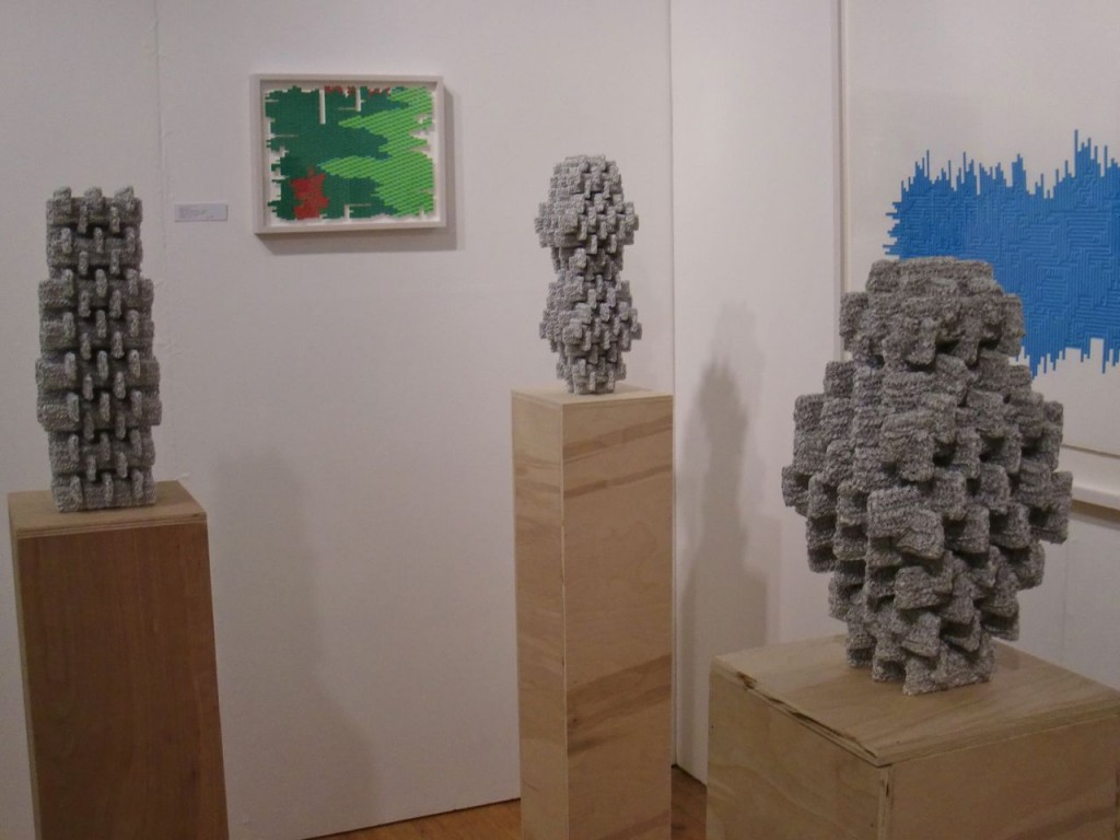 Seong Chun at Pulse NY 2011