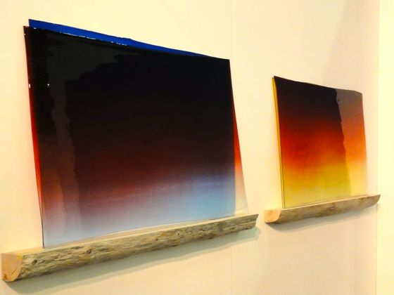 Olafur Eliasson artwork at The Armory Show 2012