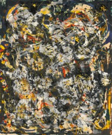 Jackson Pollock Painting World Record Auction Price