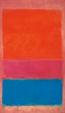 Mark Rothko painting is top lot at Sotheby's November 2012 Auction Contemporary Art