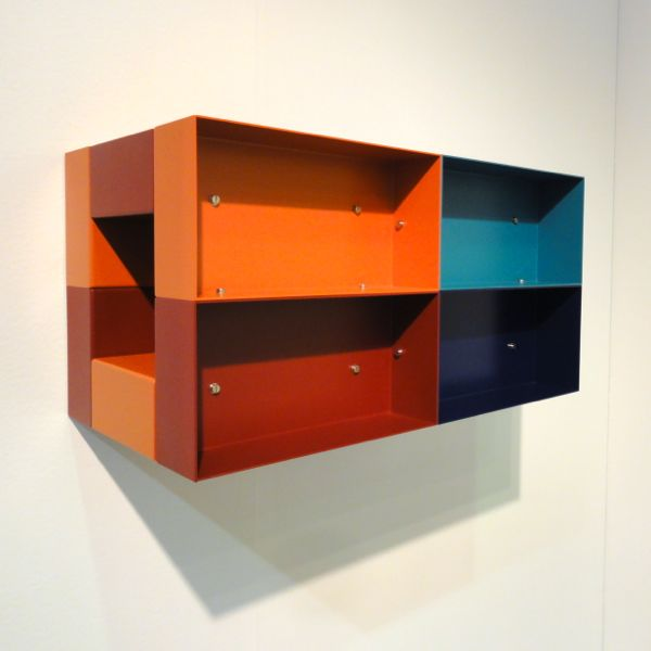 Donald Judd at The Armory Show 2013
