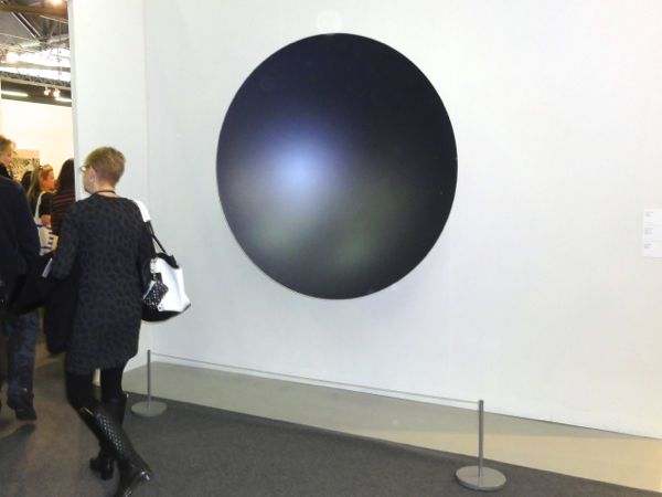 Anish Kapoor art at Armory Show NY 2014