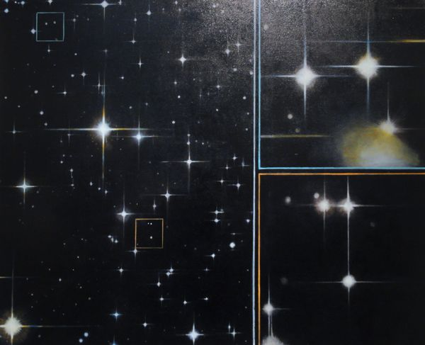 Jordan Kantor art Armory Show NY 2014