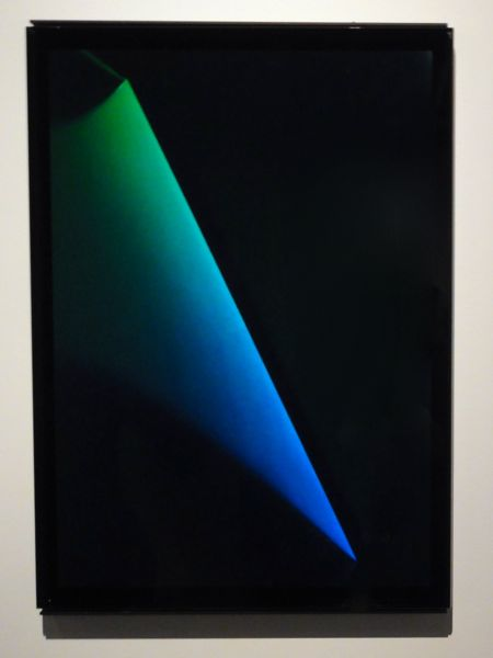 James Turrell ADAA Art Show NY 2014