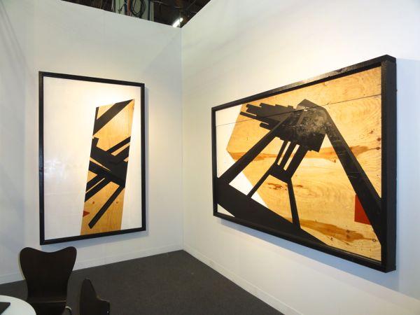 Serge Alain Nitegeka art Armory Show NY 2014