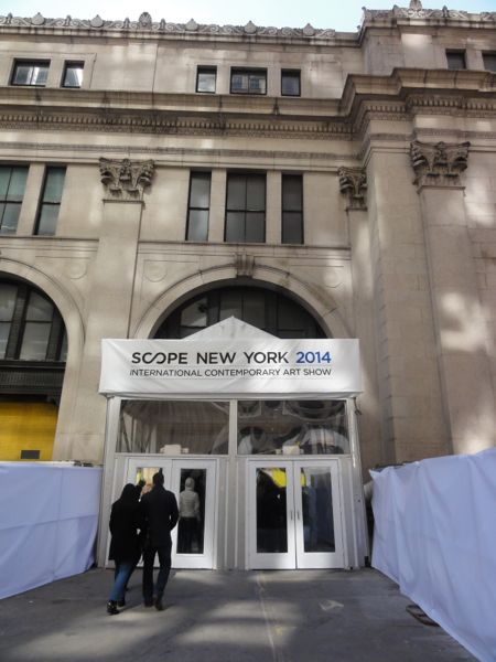 Scope NY Art Fair 2014