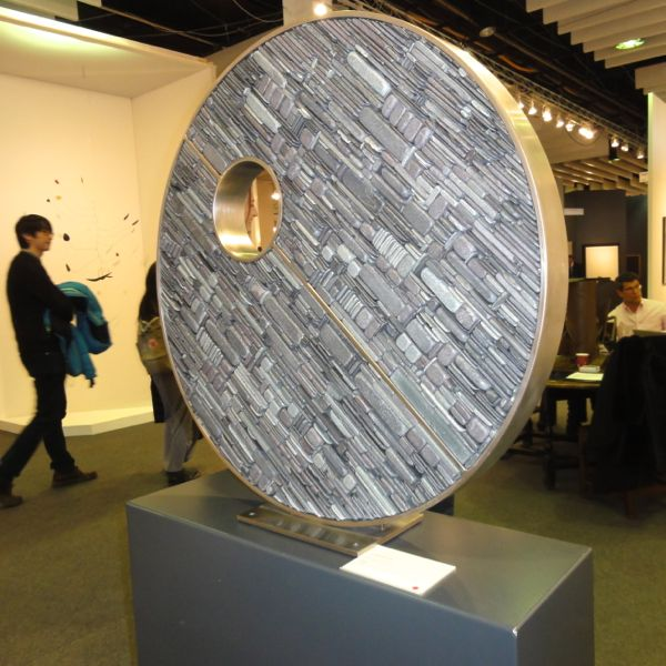 Tom Stogdon art Armory Show NY 2014