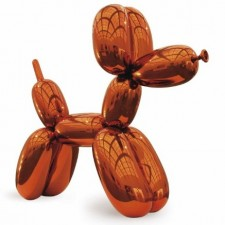 Jeff Koons Balloon Dog Art Auction Record Sale