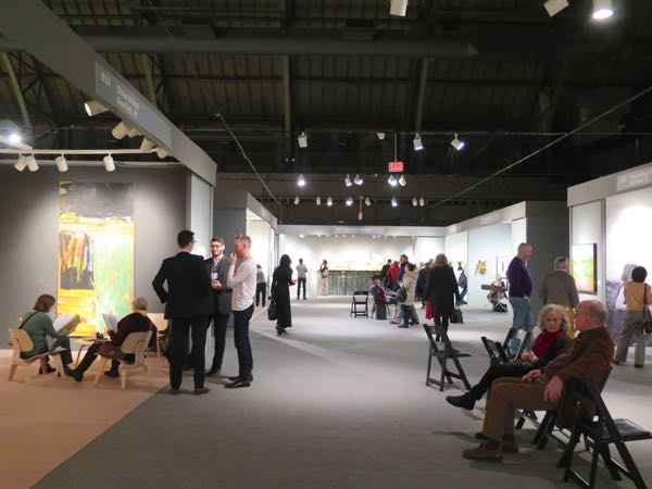 ADAA The Art Show 2015