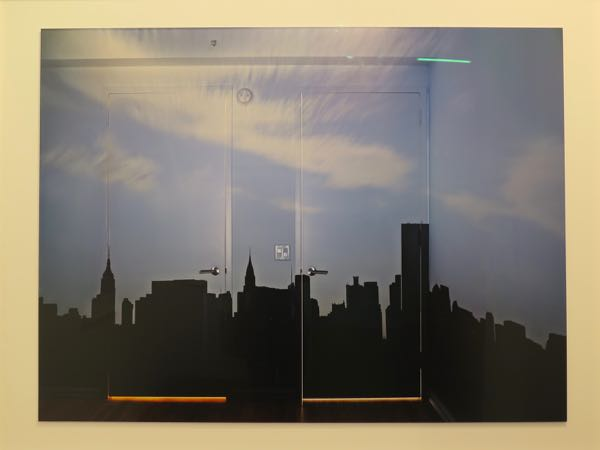 Abelardo Morell at The Armory Show 2015