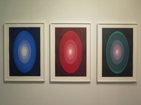 James Turrell at The Armory Show 2015