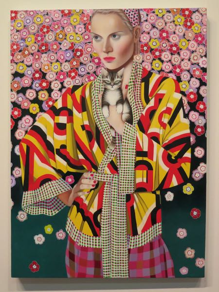 Jocelyn Hobbie at The Armory Show