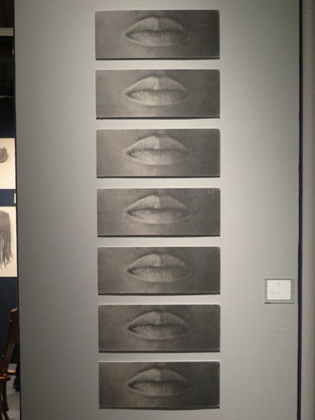 Lorna Simpson at ADAA The Art Show 2015