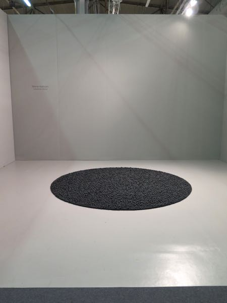 Mona Hatoum at The Armory Show 2015