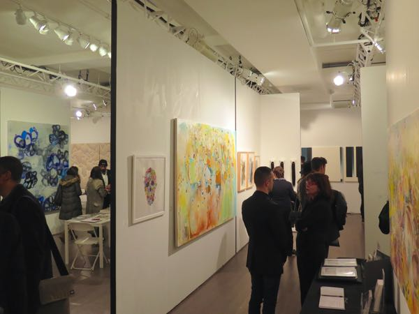 Scope NY Art Fair 2015  VIP preview