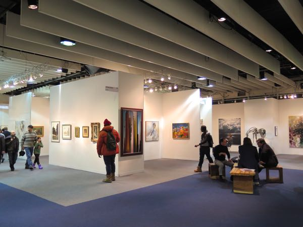 The Armory Show Modern 2015 Pier 92
