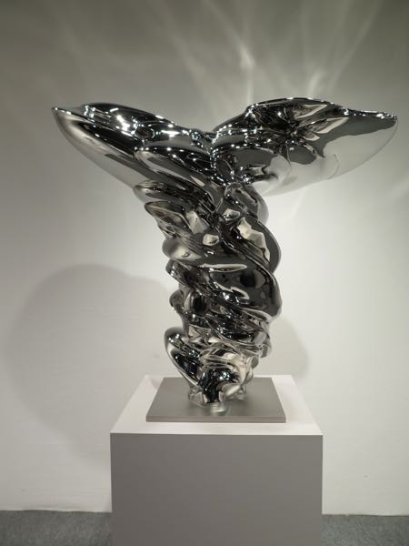 Tony Cragg at ADAA The Art Show 2015