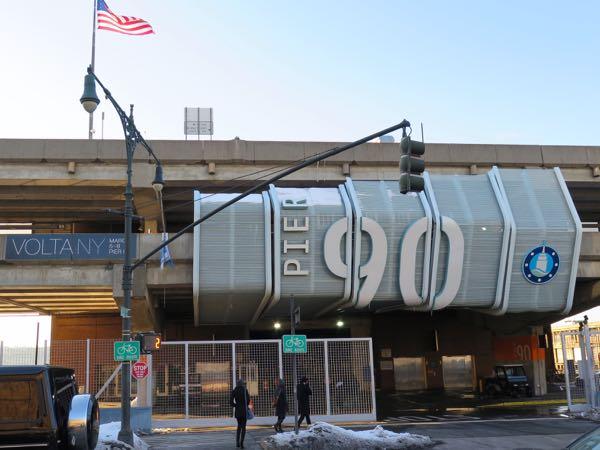 Volta NY Art Fair 2015 Pier 90