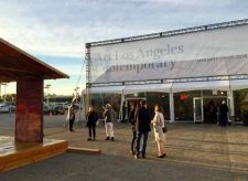 Art Los Angeles Contemporary art fair Los Angeles 2017
