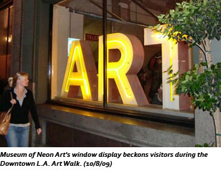 Perkey Fine Art - Museum of Neon Art Image