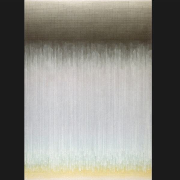 Painting by Shen Chen, Acrylic on Canvas, 68 x 48 inches